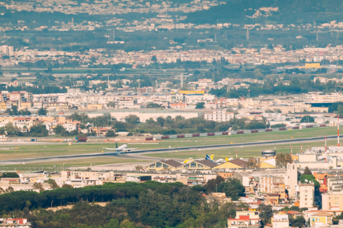 Naples Airport is an international airport in Capodichino serving Naples, Italy.